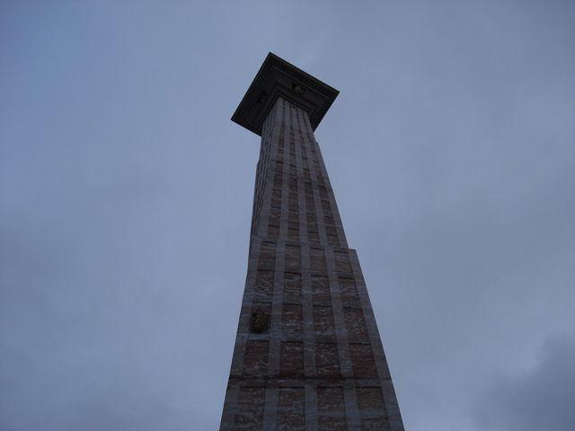 Une colonne à Bordeaux