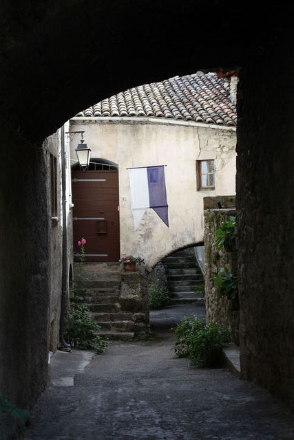 Ruelle à Chatillon en Diois
