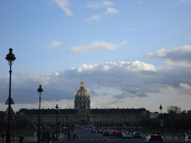 Les Invalides à Paris
