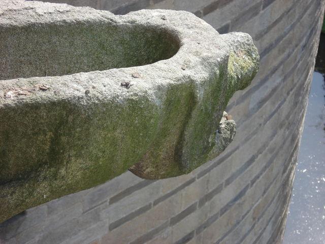 Gargouille du château de Nantes