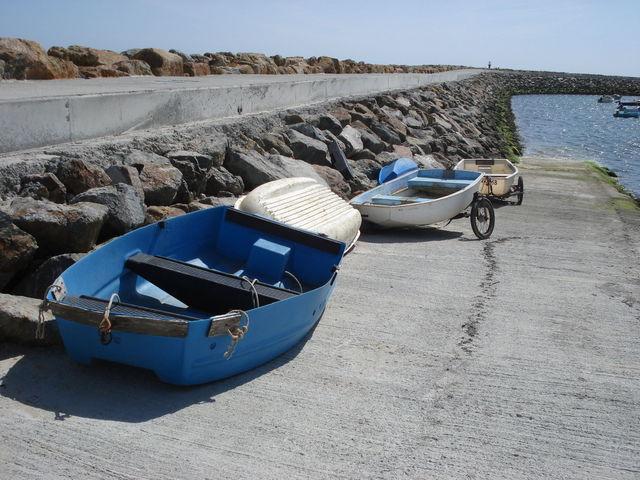 Barques à sec