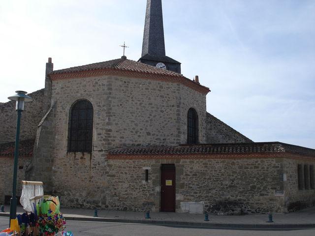 Vieux bourg de St Jean de Monts